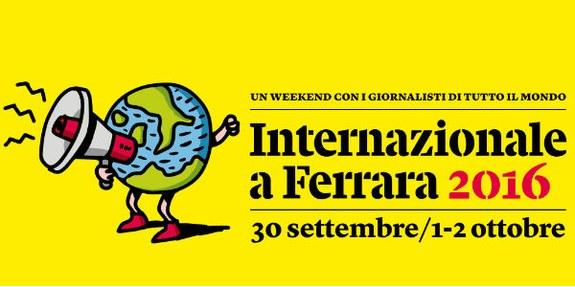 "Urban innovation and Commons in Ferrara at the ""Internazionale"" Festival!"